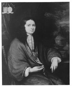 Portret van Johannes Schull (1653-....)