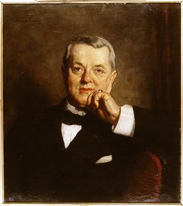 Portret van Pieter Hendrik Fromberg (1857-1924)