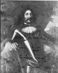 Portret van Georg Baron von Derfflinger (1606-1695)