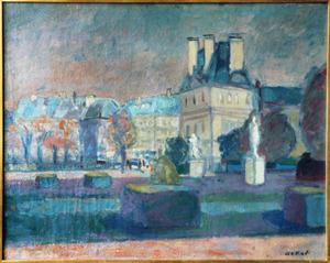 Tuilerieën Parijs