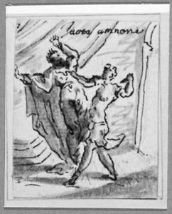 De dood van Amnon (2 Samuel 13:29)