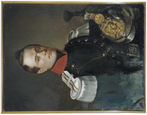 Portret van Willem Carel Snouckaert van Schauburg (1823-1886)