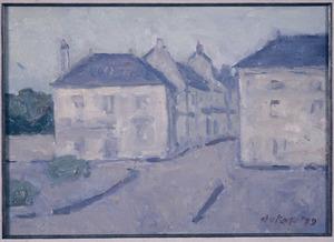 Straatje in Loches
