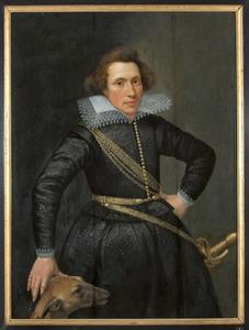 Portret van Johan van Wassenaer van Duvenvoirde (1576-1645)