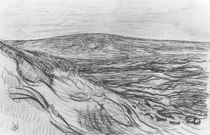 Duinen bij Domburg (authentiek)