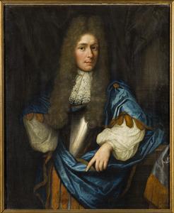 Portret van Gijsbert des H.R. Rijksgraaf van Hogendorp (1668-1750)