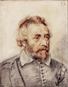 Portret  van Thomas Howard, 2nd Earl of Arundel