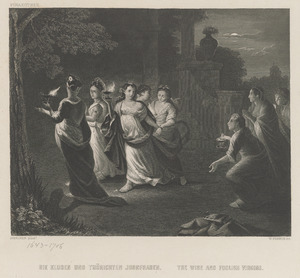 De wijze en dwaze maagden
