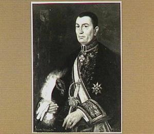Portret van Corn. Dirk Merens