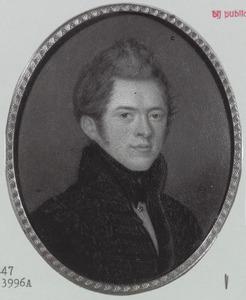 Portret van Frederik Alexander Sippo Arnold Baron van Ittersum (1800-1877)