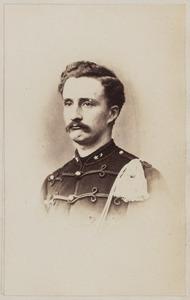 Portret van Paulus Gevaerts van Geervliet (1837-1919)