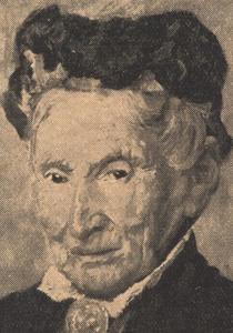 Portret van Amy Geertruida de Leeuw (1843-1938)