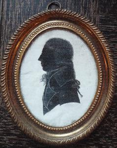 Portret van Jan Willem Kumpel (1757-1826)