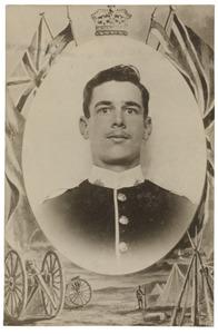 Portret van Stanley Donkersloot (1893-...)
