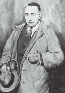 Portret van Cornelis Ruijs (1889-1952)