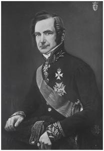 Portret van Lodewijk Napoleon van Randwijck (1807-1891)