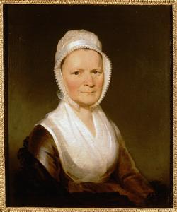 Portret van Elisabeth Cornelia van Doorn ( -1823)