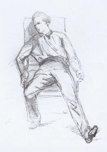 Portret van Martinus Antonius Kuytenbrouwer (1821-1897)