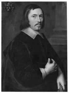 Portret van Christiaan van der Goes ( -1652)