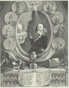 Portret van Wentzel Rothkirch (1597-1655)