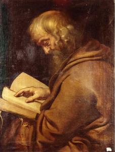 De apostel Simon de Zeloot