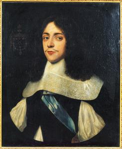 Portret van Johan Hieronymus Huyssen (1630-1667)