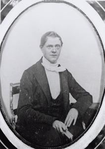 Portret van Frederik Coenraad Pieter Wilhelm Meijlink (1828-1902)