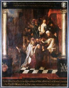 Ecce homo (Johannes 19:13-16)