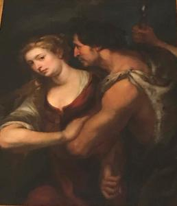Herdersscène (Sylvia en Coridon)