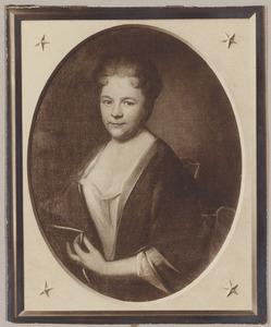 Portret van Maria van Ommeren (1675-1743)