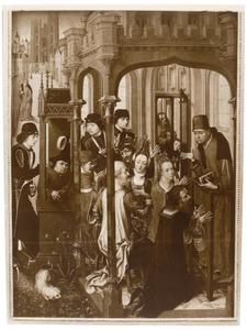 De prediking van de H. Augustinus?