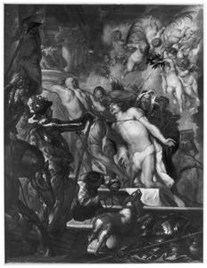 Het martyrium van de H. Jacobus de Meerdere