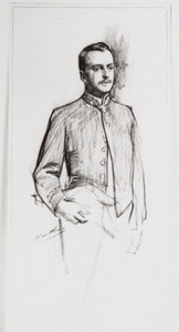 Portret van Hendrik Doeff (1863-1918)