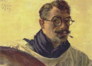 Portret van Joseph Teixeira de Mattos (1892-1971)