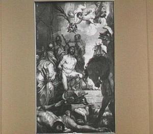Het martelaarschap van de H. Mauritius