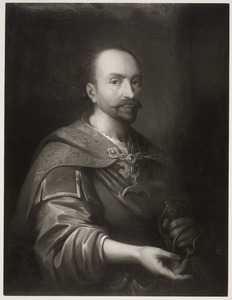 Portret van Arent van Duvenvoirde (1528-1600)