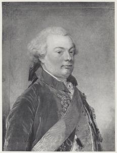 Portret van Karl Friedrich Markgraf von Baden-Durlach (1728-1811)