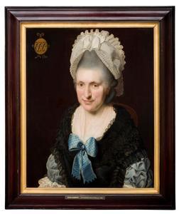 Portret van Catharina Johanna Wolters (1733-1786)