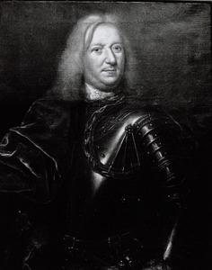 Portret van Johan Bertram Arnold van Gronsfeld Diepenbroeck Impel (1657-1720)