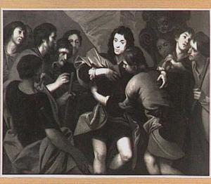 Jozef maakt zich aan zijn broers bekend (Genesis 45:14-15)