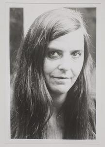 Portret van Rineke Dijkstra