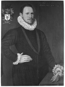Portret van Arend Storm ( ..-1606)