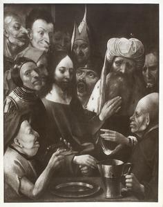 Christus voor Pilatus