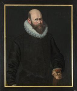 Portret van een man, mogelijk Jacob van Diemen