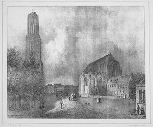 De Domskerk en Toren (authentiek)