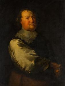Portret van Ludwig Heinrich van Nassau-Dillenburg (1594-1662)