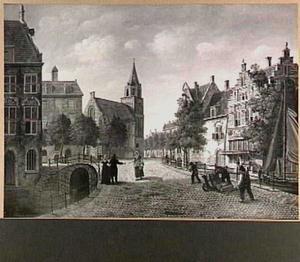 Hollands stadsgezicht