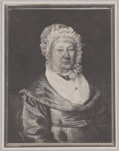Portret van Jacoba Cornelia Moltzer (1756-1831)