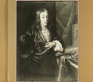 Portret van Matthijs Snouck (1655-1704)