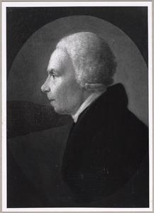Portret van Abraham Carp (1746-1838)